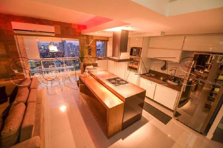 Apartamento para venda 1 quadra da av paulista - cerqueira
