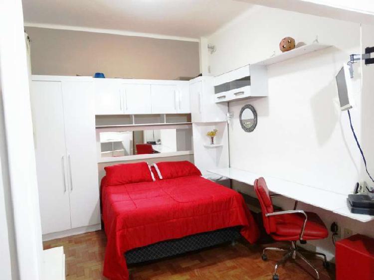 Apartamento para venda com 1 quarto