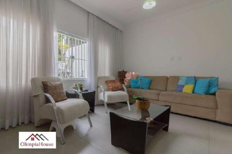 Casa de vila aberta à venda com 140m² - vila mariana, sp.