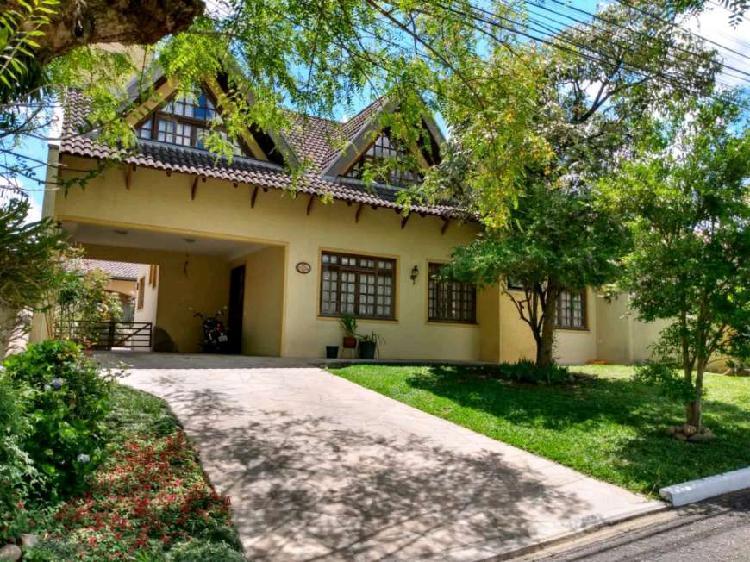 Casa de condomínio para venda com 340m2