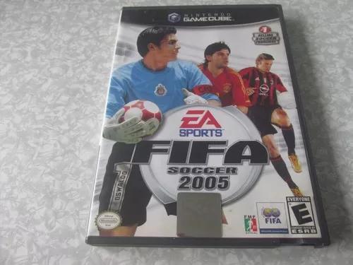 Game cube - fifa soccer 2005 - original americano