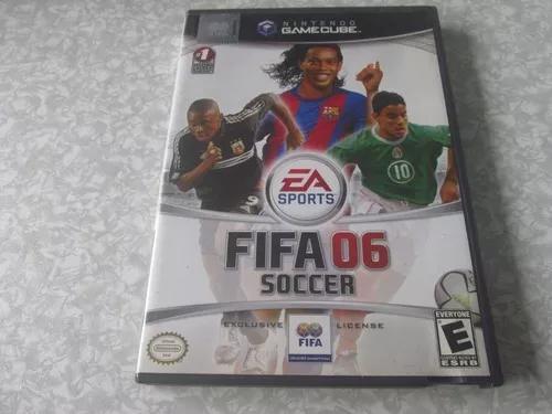 Game cube - fifa soccer 2006 - original americano