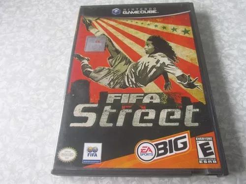 Game cube - fifa street - original americano