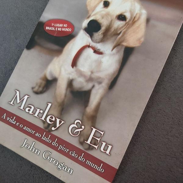 Livro marley & eu
