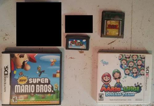 Lote jogos ds, 3ds, gameboy color, game boy advance