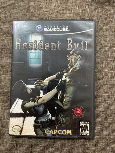 Resident evil - gamecube - americano, original