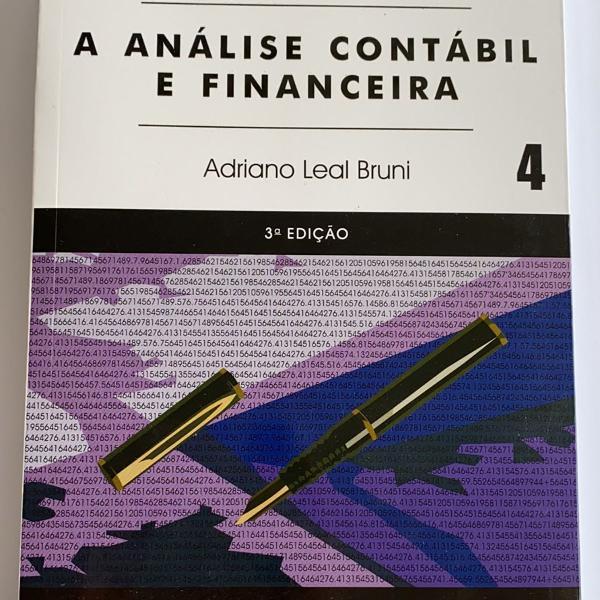 A análise contábil e financeira 4
