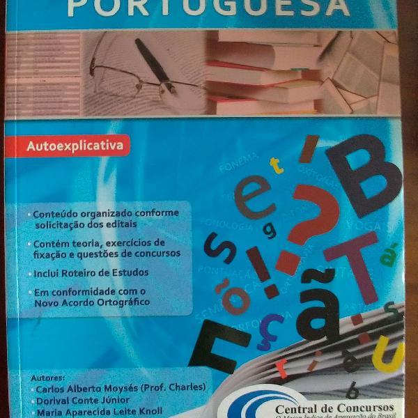 Apostila língua portuguesa para concursos