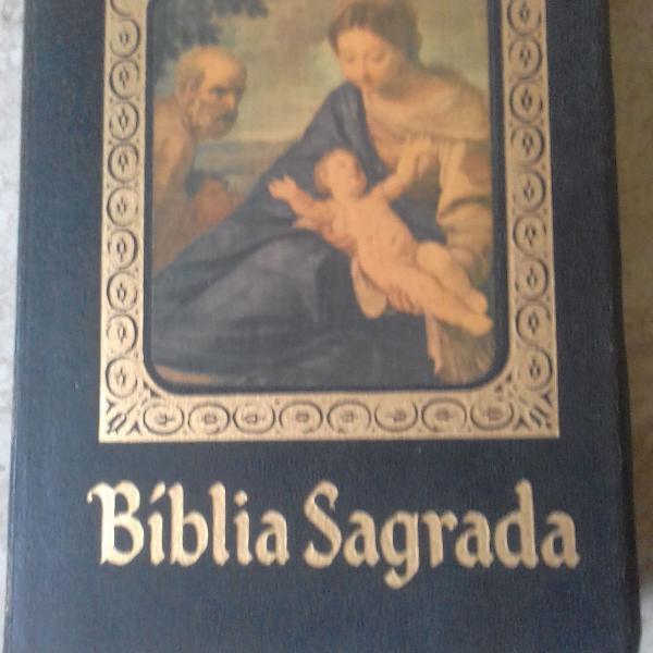 Bíblia sagrada edição barsa