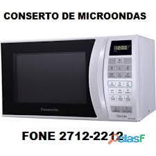 Conserto de microondas electrolux fone 2712 2212