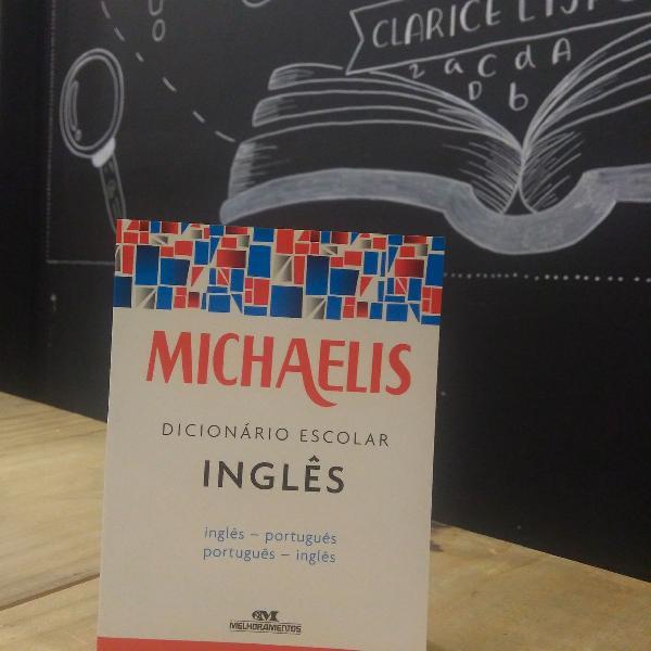 Dicionário michaelis de inglês novo