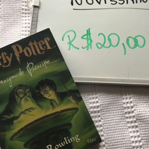 Harry potter enigma príncipe