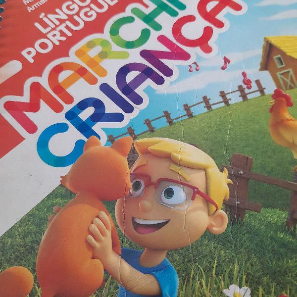 Ivro língua portuguesa marcha criança 4 ano maria teresa
