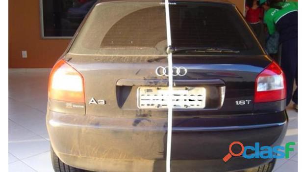 Lava car à seco   faça a diferença