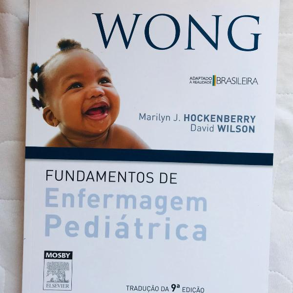 Livro enfermagem pediátrica
