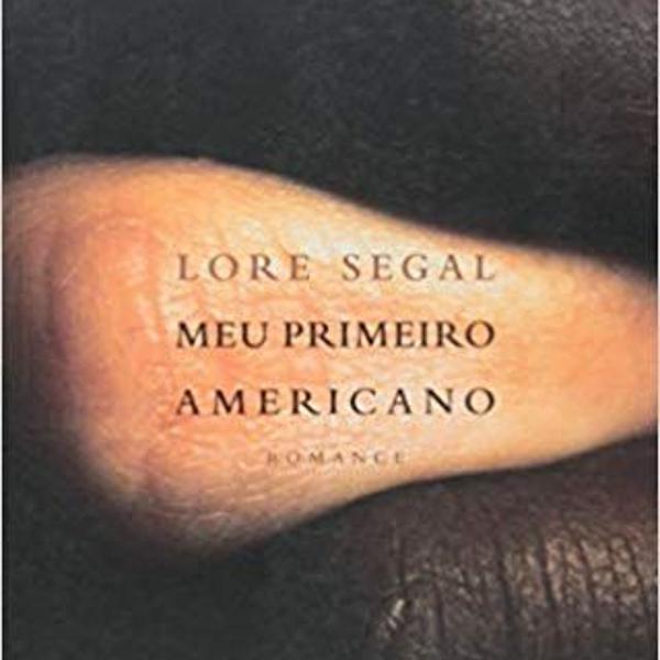 Livro meu primeiro americano