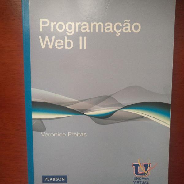 Livro programação web ii