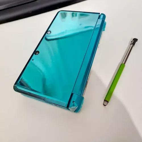 Console nintendo 3ds - aqua blue