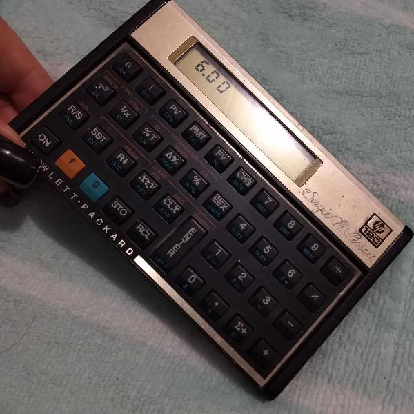 HP12C usada