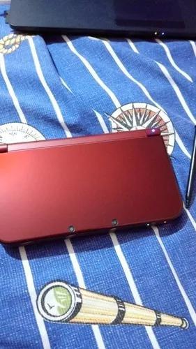 New 3ds xl vermelho