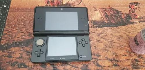 Nintendo 3 ds old desbloqueado +r4 + cartão de m