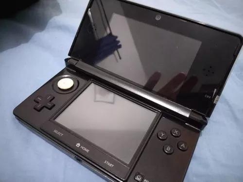 Nintendo 3ds + acessórios + 3 jogos