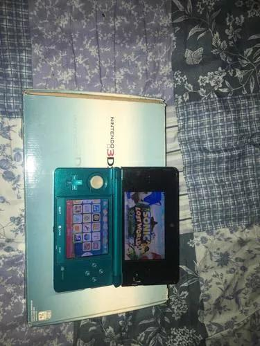 Nintendo 3ds completo