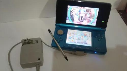Nintendo 3ds desbl. 32gbs nitendo. ds 3ds xl