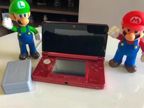 Nintendo 3ds - desbloqueado