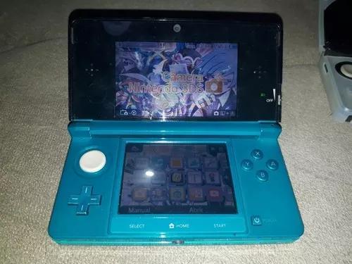 Nintendo 3ds desbloqueado com jogos