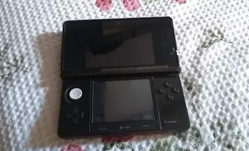 Nintendo 3ds destravado 8gb