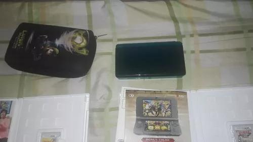 Nintendo 3ds e jogos