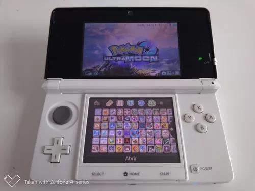 Nintendo 3ds ed. especial com 300 jogos 32gb com garantia