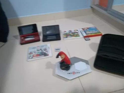 Nintendo 3ds + nitendo ds