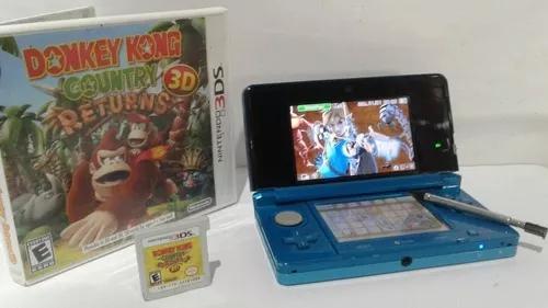 Nintendo 3ds old aqua. desbloqueado nitendo 3ds xl