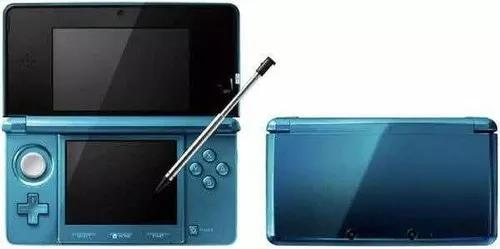 Nintendo 3ds original - azul