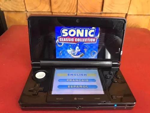 Nintendo 3ds preto acompanha jogos