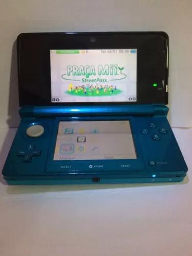 Nintendo 3ds verde desbloqueado