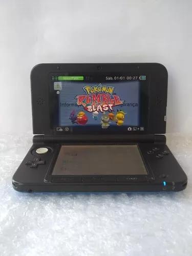 Nintendo 3ds xl 32gb com carregador s