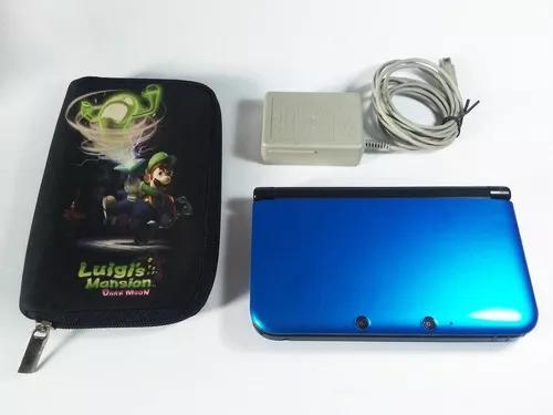 Nintendo 3ds xl / azul
