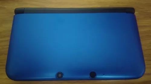 Nintendo 3ds xl azul + pok