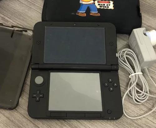 Nintendo 3ds xl desbloqueado