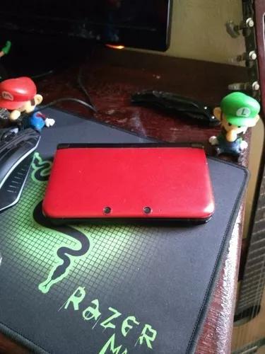 Nintendo 3ds xl desbloqueado 8gb de jogos