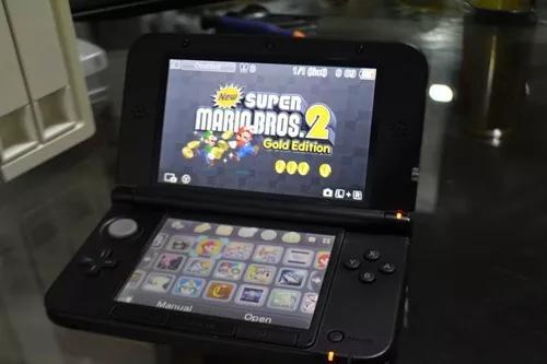 Nintendo 3ds xl - desbloqueado com vários jogos