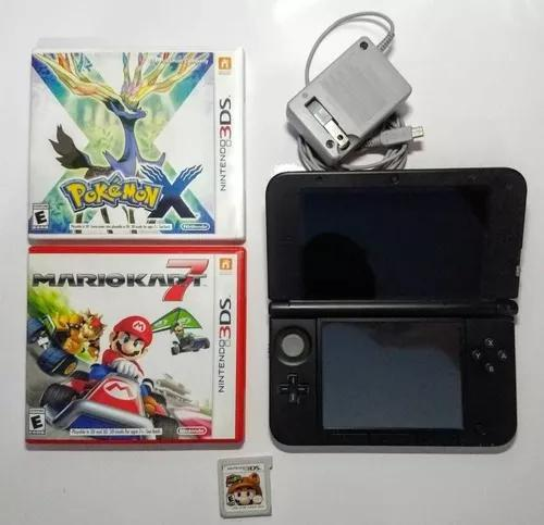 Nintendo 3ds xl mario bros 2 edition