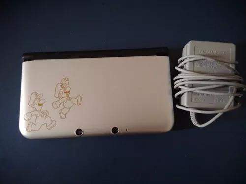Nintendo 3ds xl mario & luigi: dream team edition