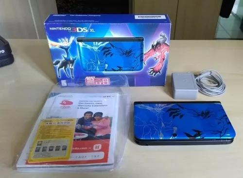 Nintendo 3ds xl pok