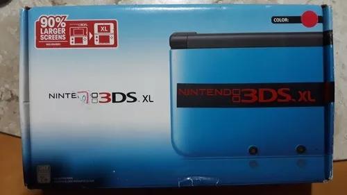 Nintendo 3ds xl + pok