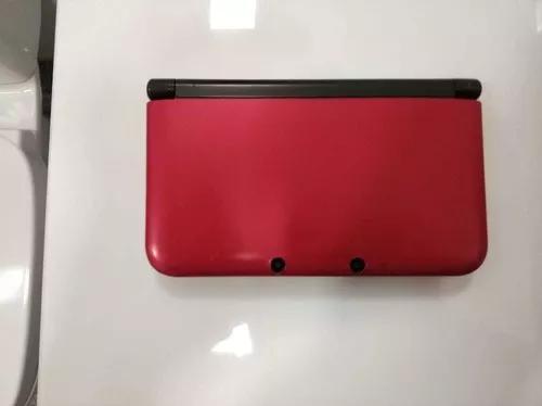 Nintendo 3ds xl usado com 3 jogos
