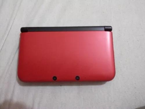 Nintendo 3ds xl - vermelho.